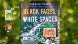 """""""Black Faces, White Spaces"""" book and logo of Point Reyes National Seashore Association and NPS"""